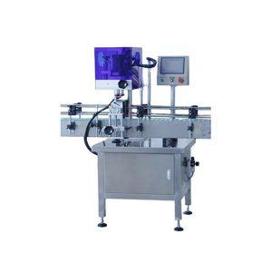 Автоматска машина за затворање шишиња со 4 тркала