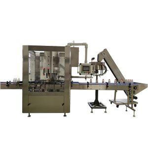 Автоматска машина за вртење со капаци со 6 глави