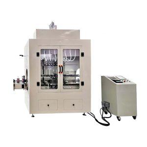 Линеарна машина за корозивно полнење со течности