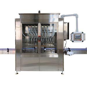 Автоматска машина за полнење течност со гравитација
