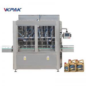 Автоматска линеарна машина за полнење масло за подмачкување