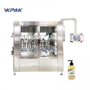 Автоматска линеарна машина за полнење сапун со линеарно серво