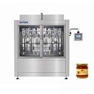Автоматска машина за полнење сос од типот клип